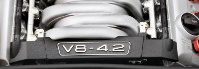 Photo de la nouvelle Audi S4 Cabriolet: moteur