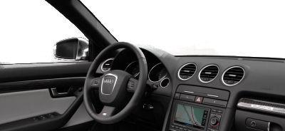 Photo de la nouvelle Audi S4 Cabriolet: intérieur